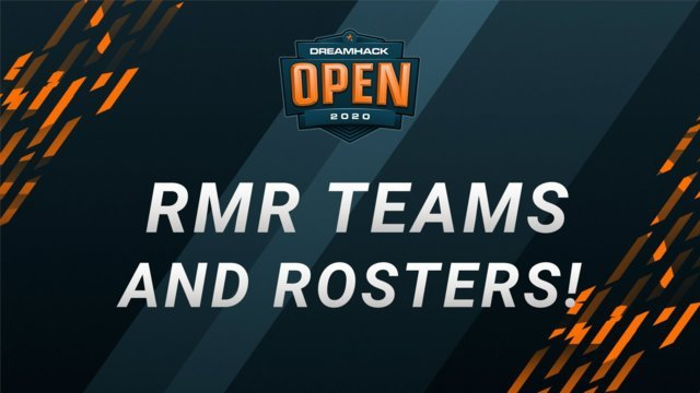 Invited teams announced for Dreamhack Open Fall