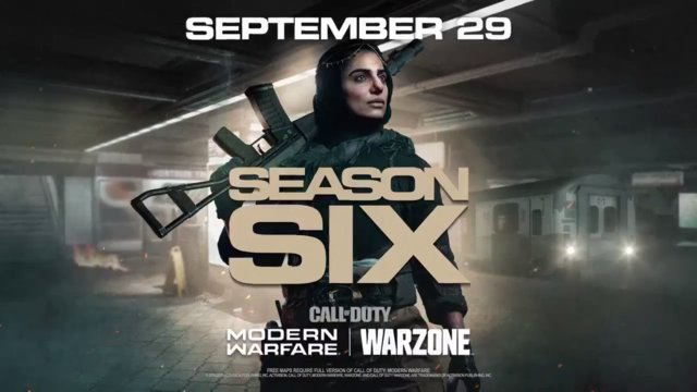 Season 6 of Modern Warfare and Warzone Revealed