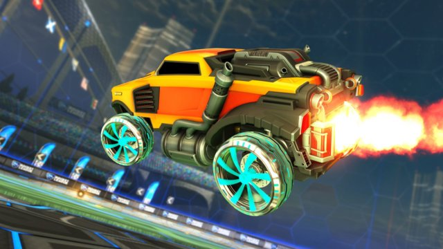Fresh lineup of fan rewards returns to Rocket League