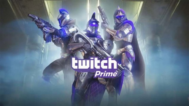 Free exotic Destiny 2 weapons, items available through Twitch Prime rewards program