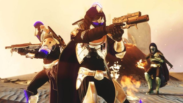 How to finish the quest for Destiny 2's new Exotic sidearm Devil's Run - guide